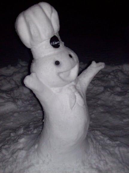 pilsbuyyr snowman