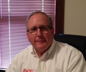 Larry Hanks Director of Operations for Rapid Pest Solutions